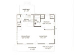Weekend Floorplan