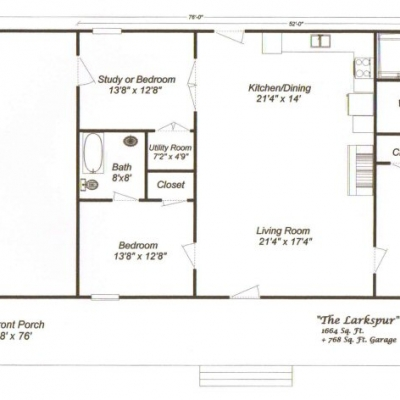 The Larkspur - 1,000 - 2,000 Sq_6